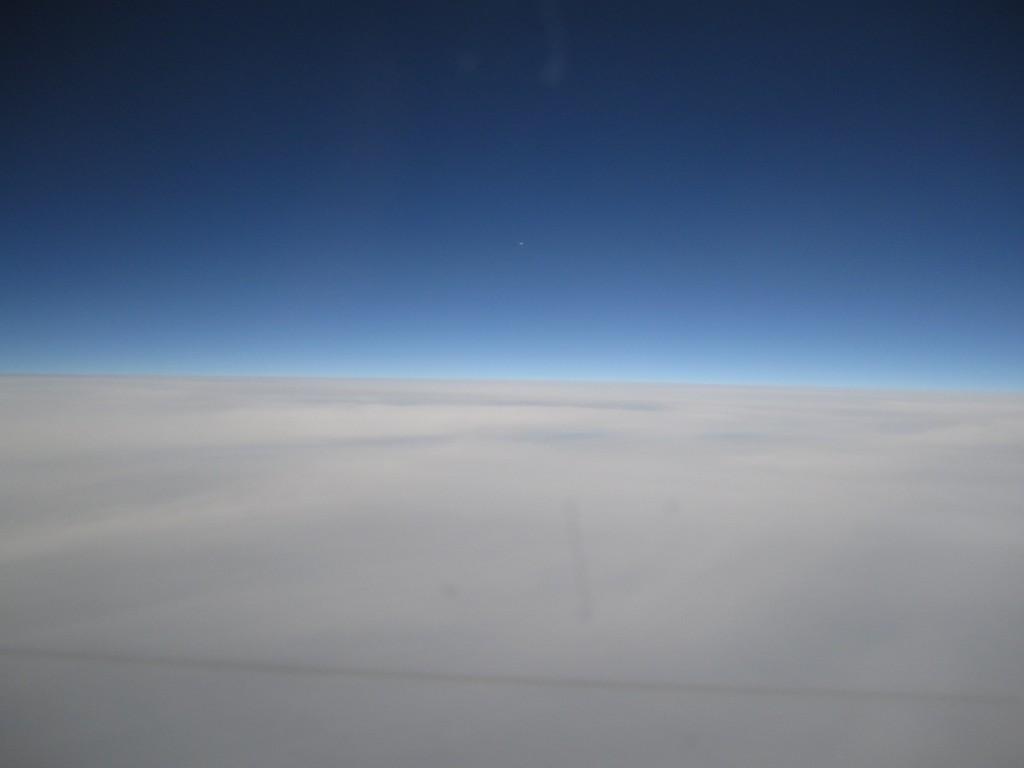 Finnair flying
