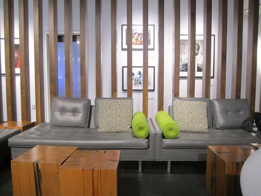 Cualquier parecido con un lounge nocturno es pura coincidencia