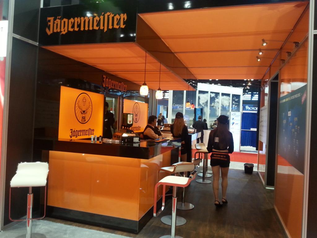 Traídos al evento por el aeropuerto de Hamburgo - World Routes 2014