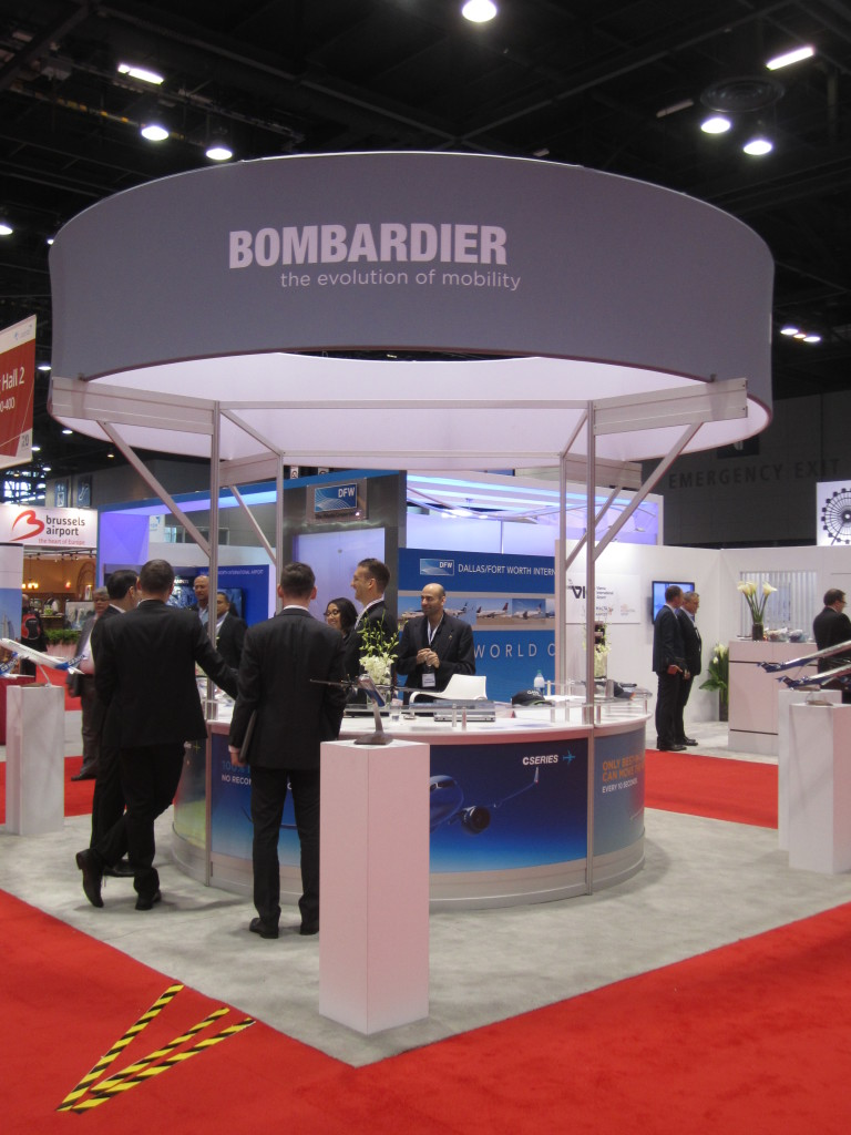 Bombardier World Routes 2014