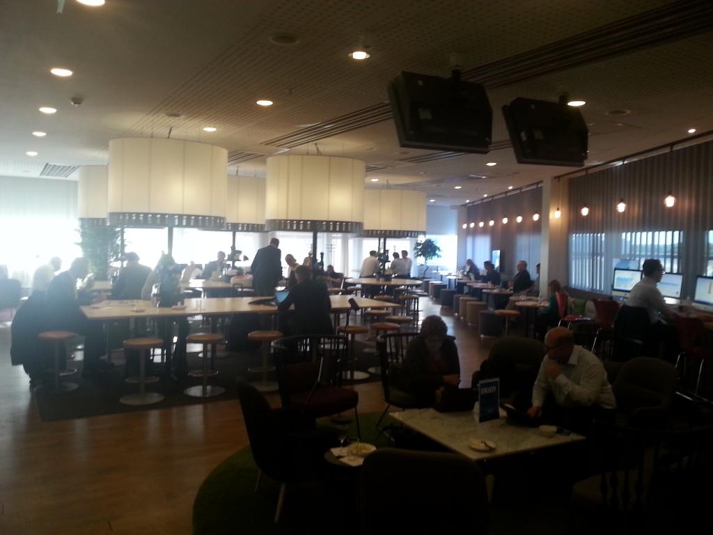 Lounge SAS ARN
