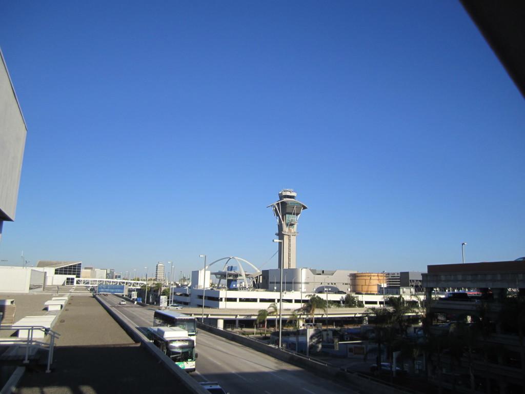 LAX Aeropuerto Terminal 3