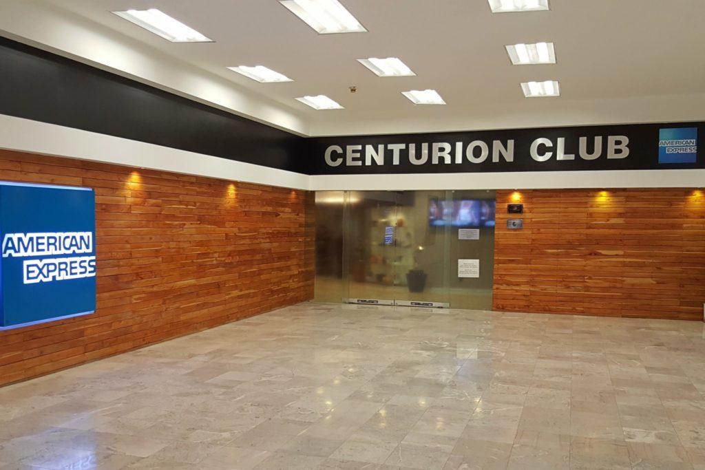 Centurion Lounge Mexico City T1113831