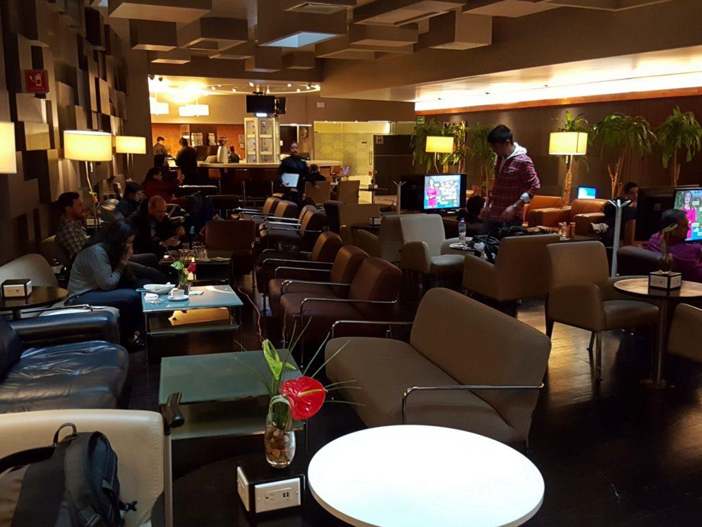 Centurion Lounge Mexico City T1114633