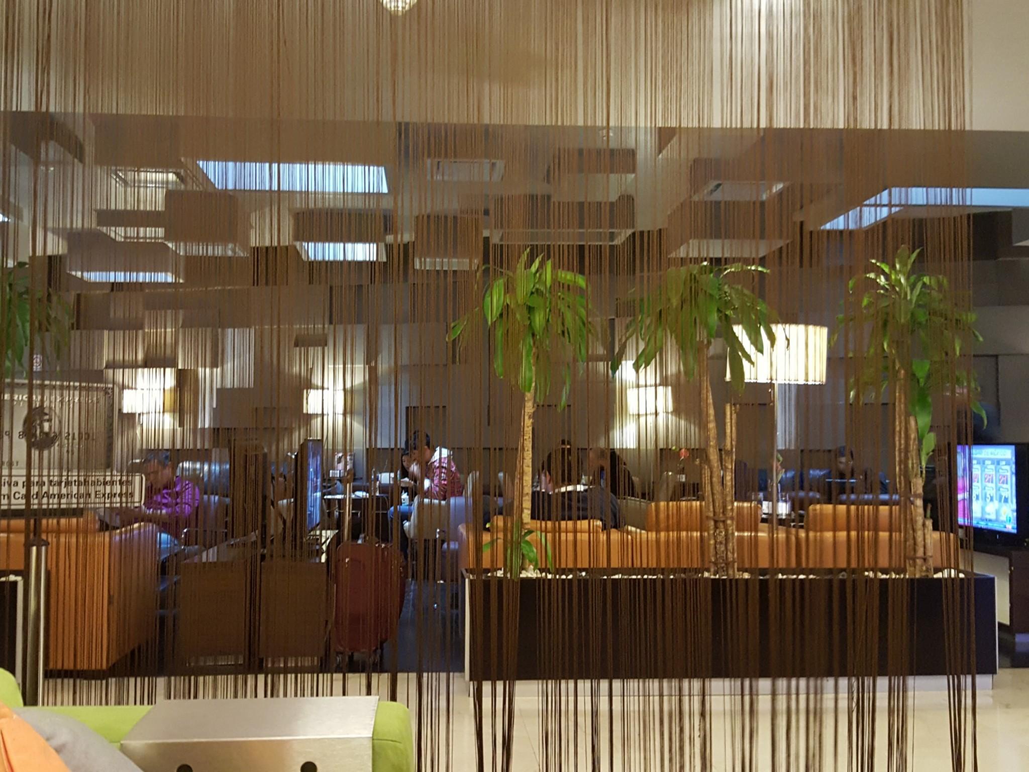 centurion lounge mexico city t1114716 viajero millero. Black Bedroom Furniture Sets. Home Design Ideas