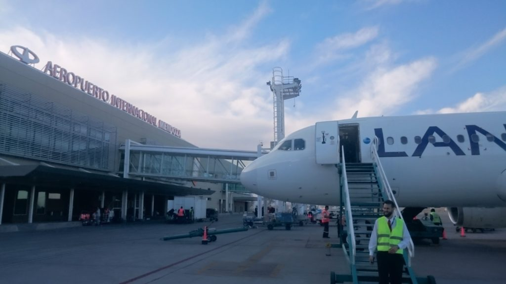 LAN Aeropuerto Mendoza