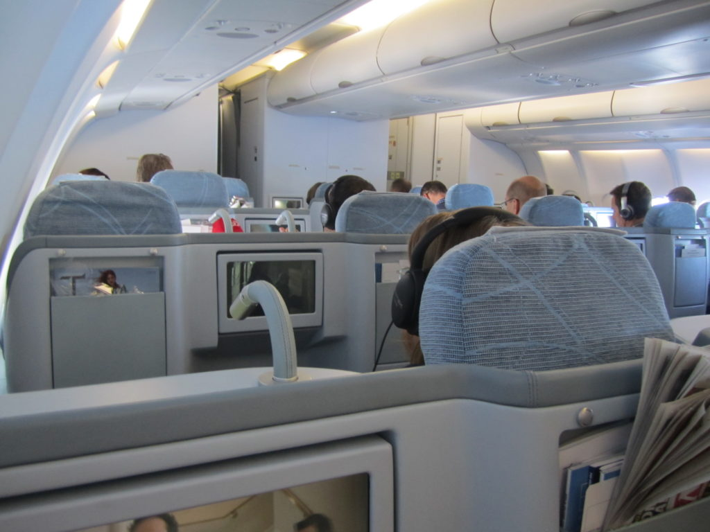 Finnair Clase Ejecutiva